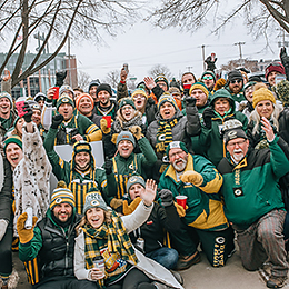 best-packers-party